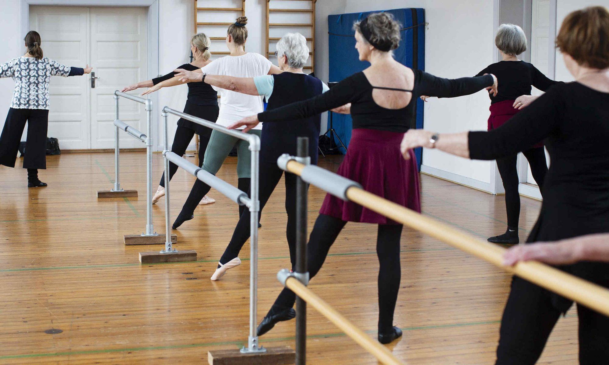 Balletfitness.dk
