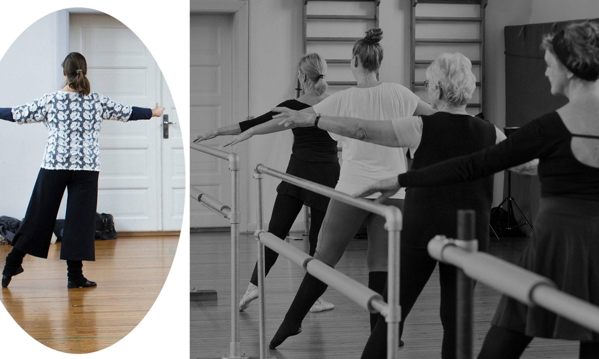 Bliv BalletFitness Instruktør eller Hjælpetræner