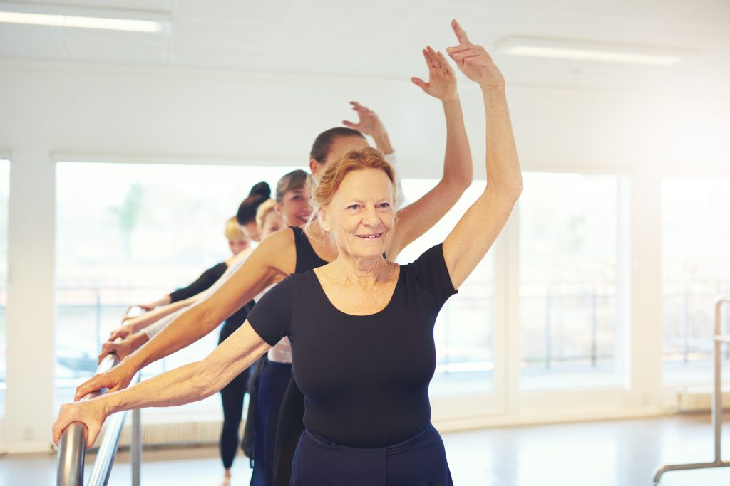 Workshop i BalletFitness-systemet er åben for alle
